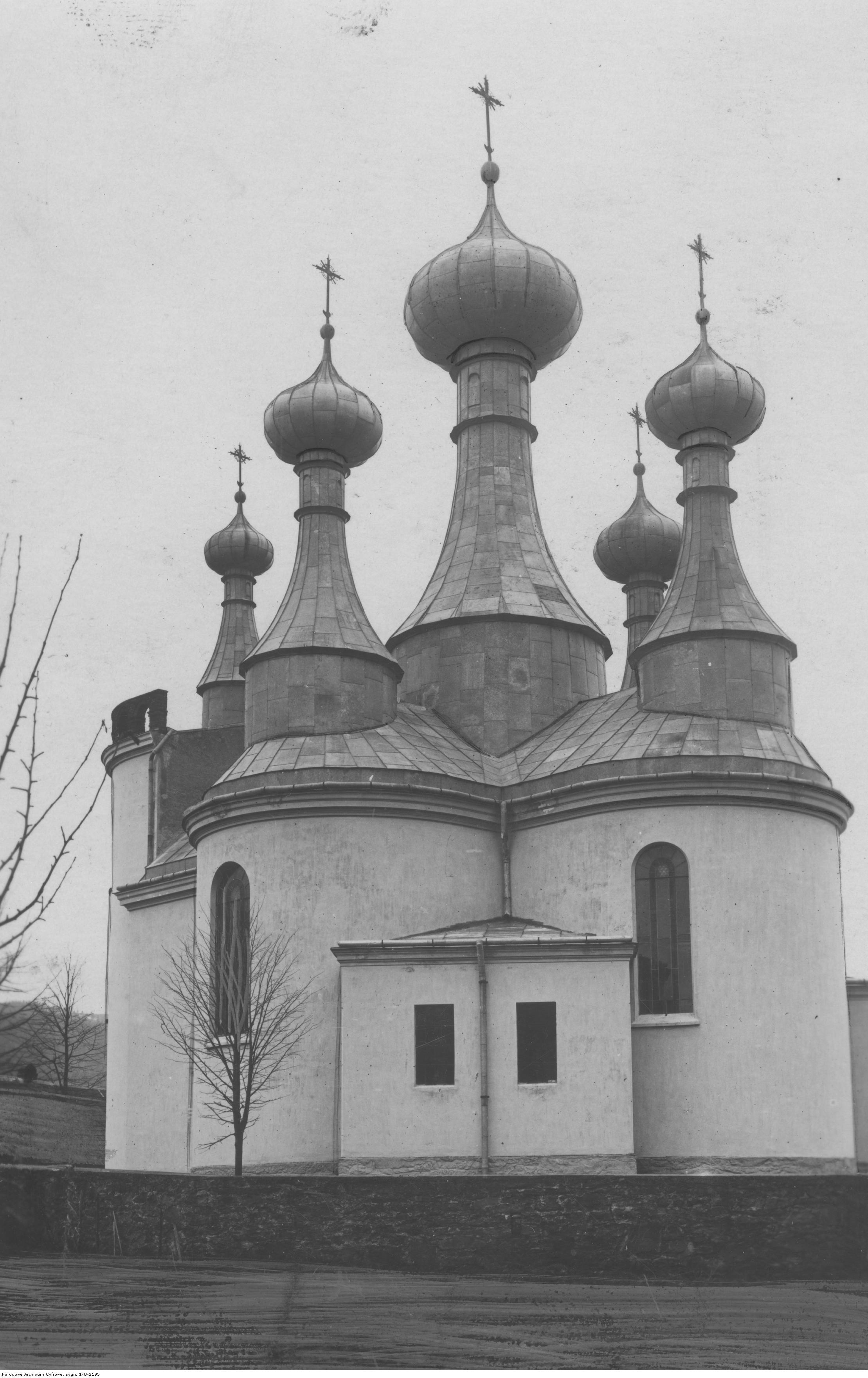 nieistniejąca cerkiew klimkówka